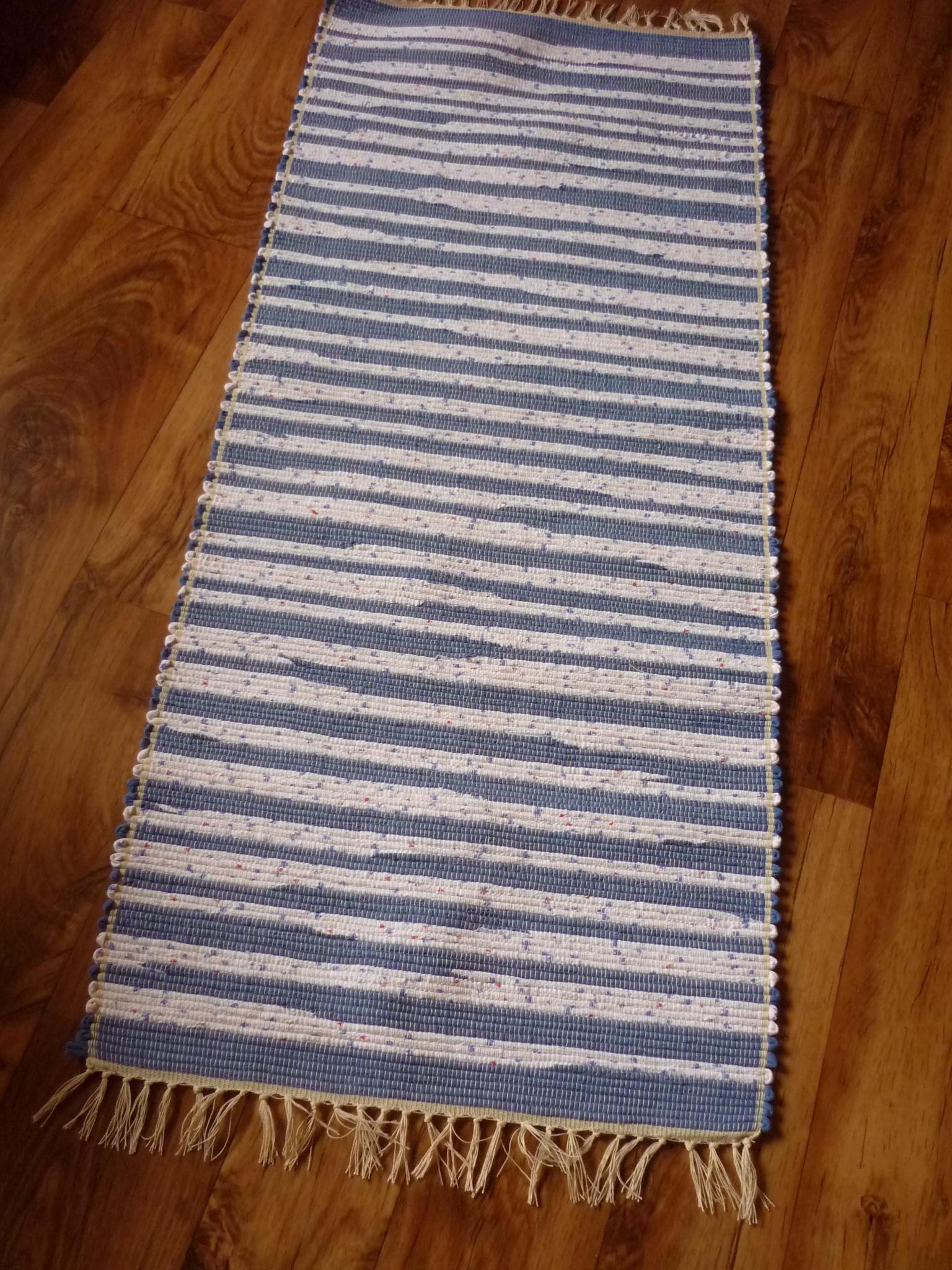 Ručně tkaný koberec 50 x 120 cm - Tkané koberce Halenkov e341b63ed2