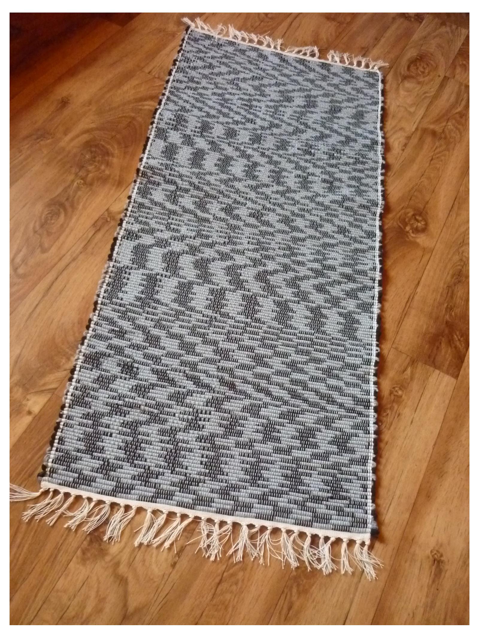 Ručně tkaný koberec -50 x 120 cm - Tkané koberce Halenkov d8c2187d53