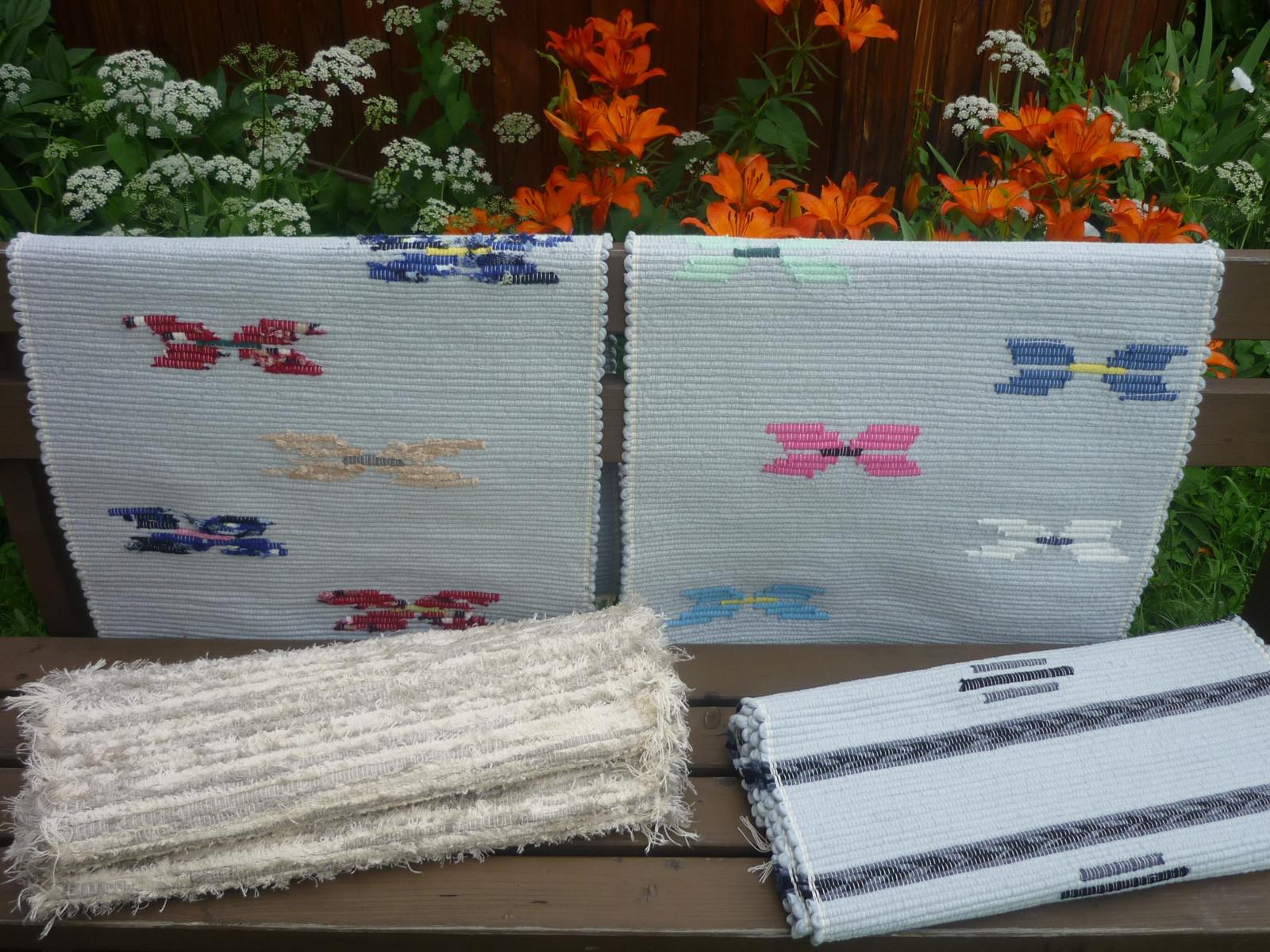 Ručně tkaný koberec -50 x 100 cm - Tkané koberce Halenkov bfe7b920aa